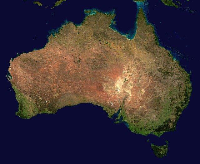 Australien Mangoernte